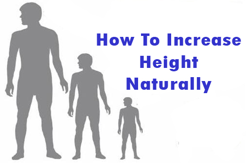 Image result for 3 ways to increase your height